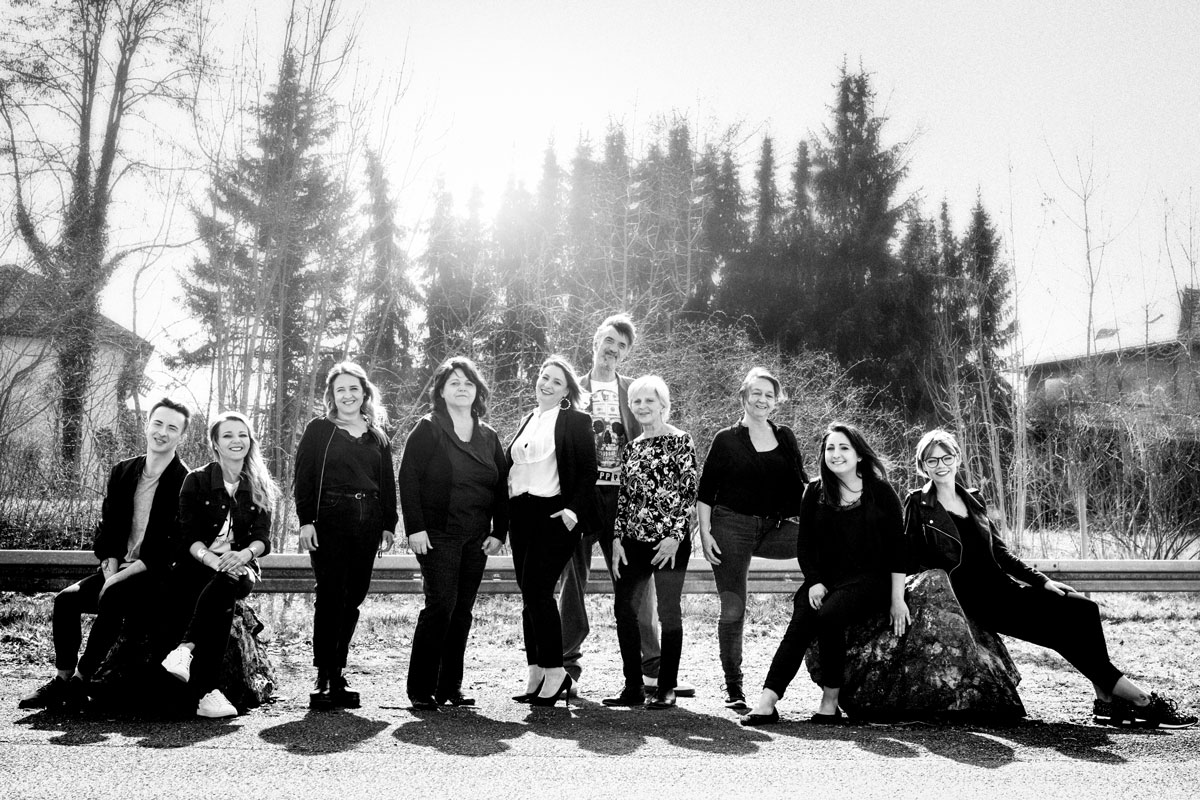 Klötzer Friseure Team